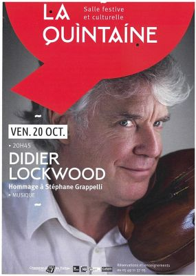 La Quintaine - Didier Lockwood