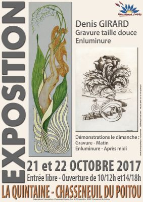 Chasseneuil Loisirs - Exposition