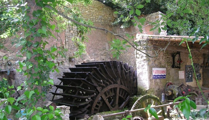 Moulin de Chollay