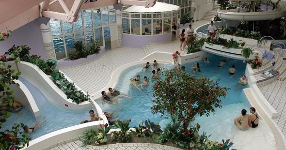 "Centre aquatique ""La Piscine"""
