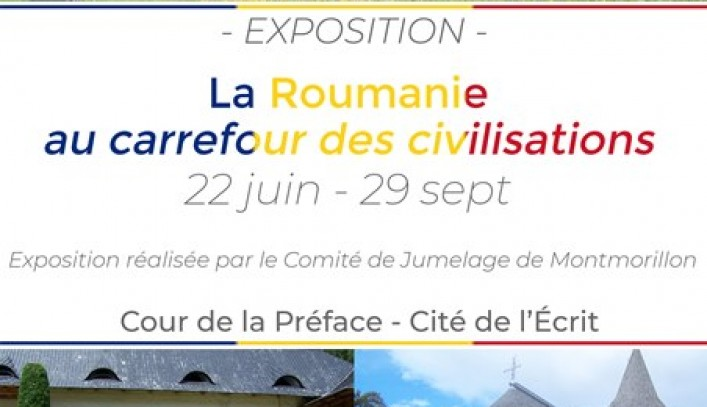 """La Roumanie au carrefour des civilisations""."