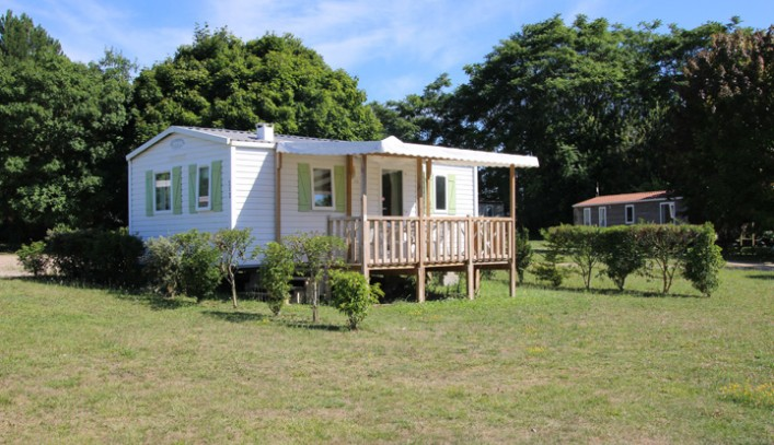Mobile-homes du Castel Camping Petit Trianon