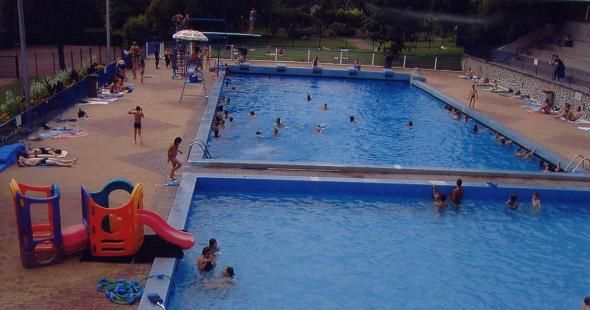 Activit s sportives 190 for Piscine de lencloitre