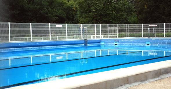 Piscine municipale vouill 86 vienne for Piscine 86