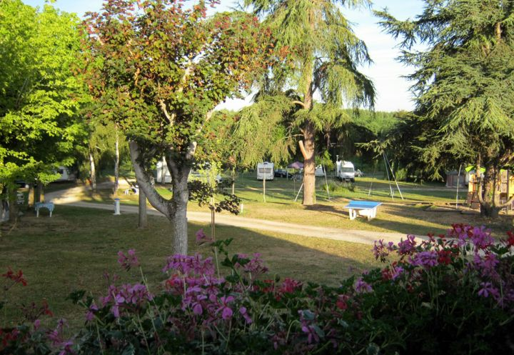 Camping intercommunal Les Ormes