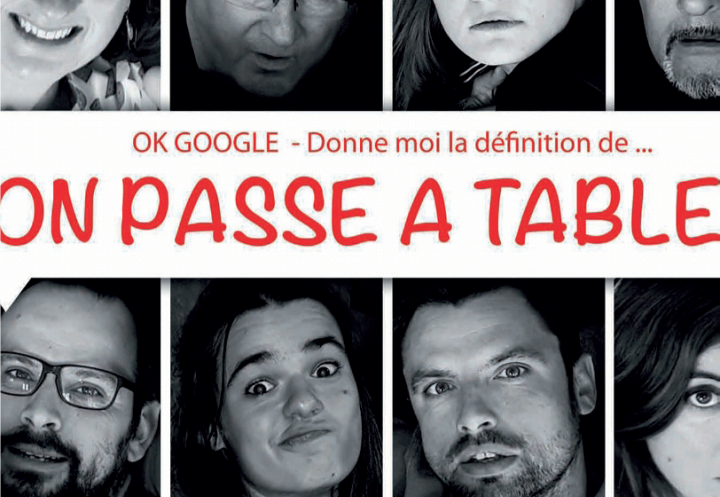 On passe à table ?