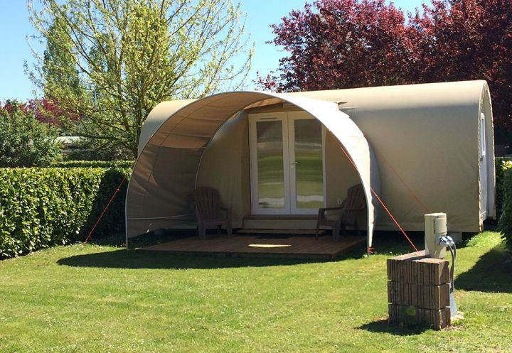 Mobile-homes du Camping du Futur