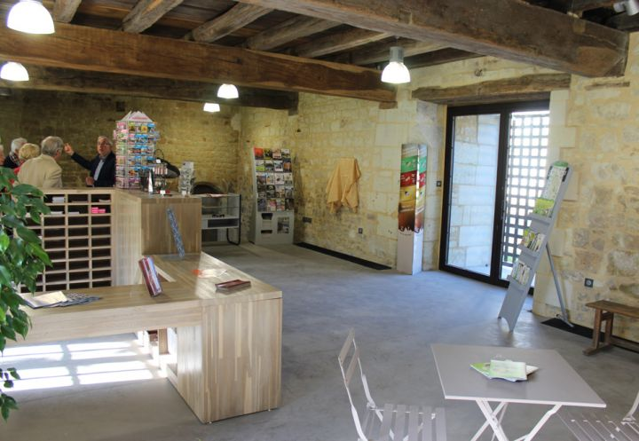 Office de Tourisme de Monts-sur-Guesnes