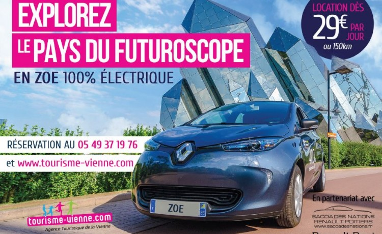 La Vienne Tour in an electric vehicle!