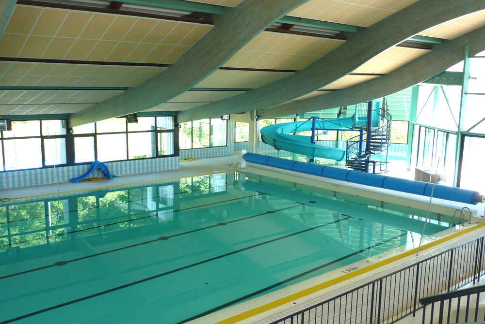 Centre aquatique communautaire de l 39 allochon for Piscine 86
