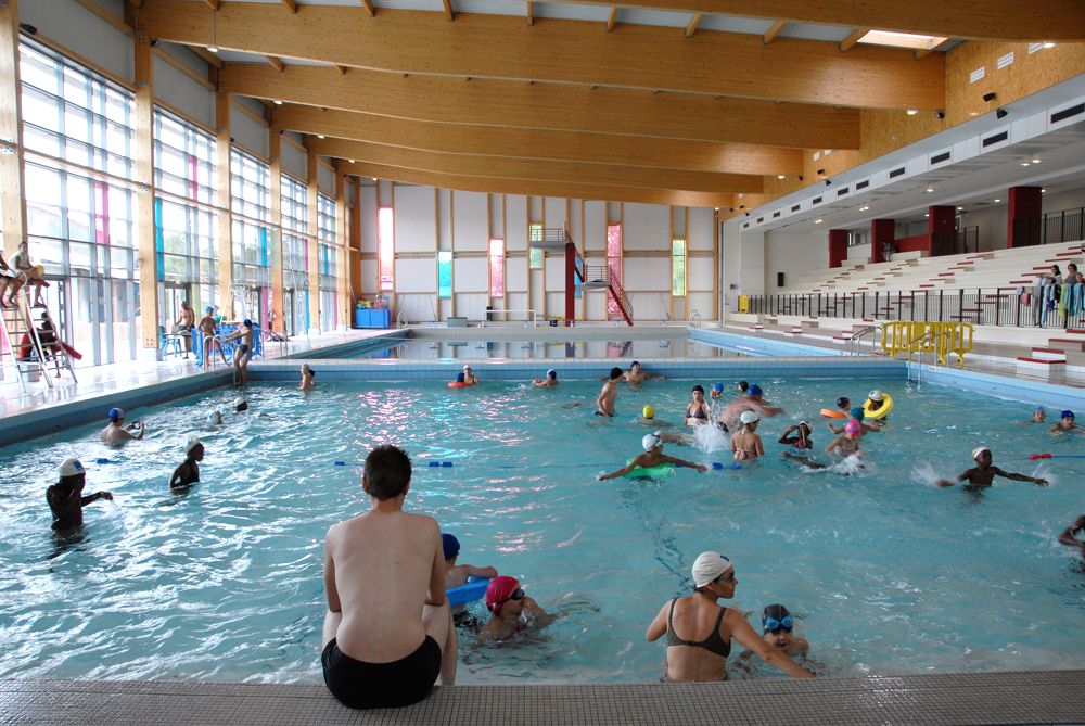 La ganterie swimming pool poitiers 86 vienne for Piscine poitiers