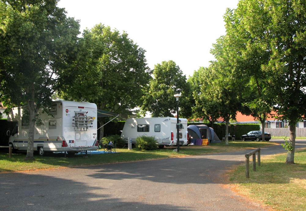 Camping Car Vienne