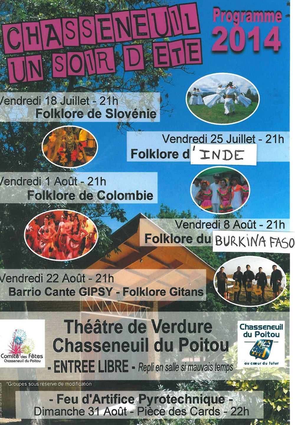 D coupons poitiers