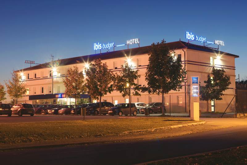 Ibis budget poitiers nord chasseneuil du poitou h tels for Hotels futuroscope