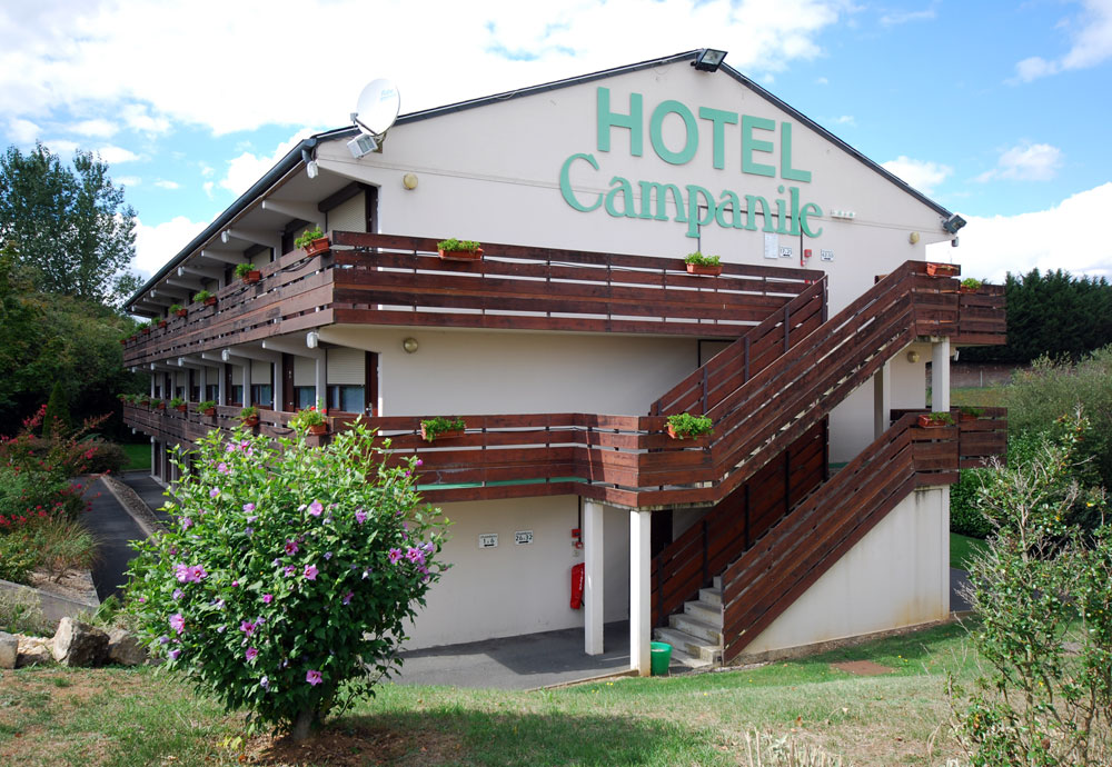 H tel campanile poitiers sud a roport poitiers hotels for Hotels vienne