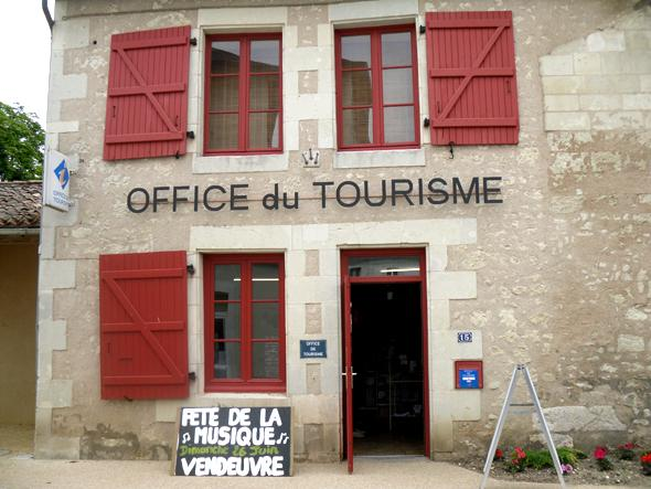 Office de tourisme saint martin la pallu tourist information centre - Office de tourisme saint yrieix la perche ...