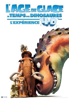 Futuroscope Ice Age