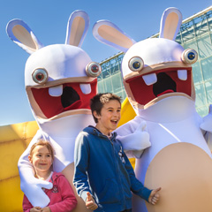 Futuroscope Raving Rabbids